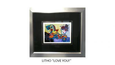 """Litho """"Love you!"""""""