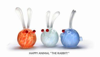 """Happy Animal """"The Rabbit!"""""""