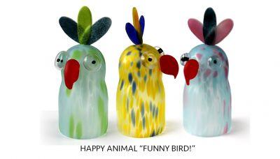 "Happy Animal ""Funny Bird!"""