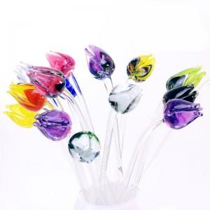 """Tulips of Glass"""
